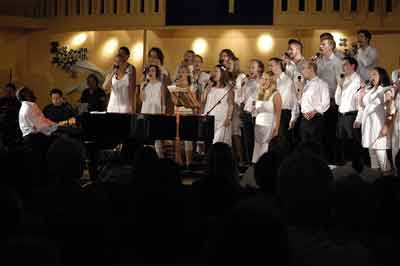 GOSPEL CENTRAL in concert at Centralkirken, Oslo